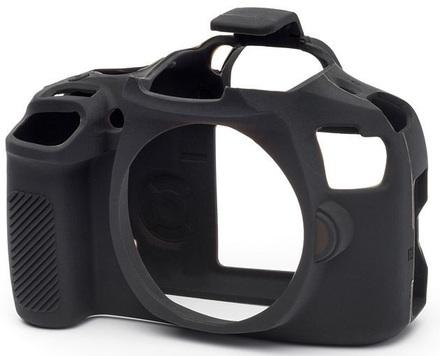 EasyCover silikonové pouzdro pro Canon EOS 1300D černé