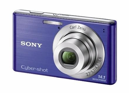 Sony CyberShot DSC-W530 modrý
