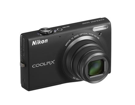Nikon Coolpix S6100 černý