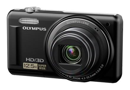 Olympus VR-330 černý