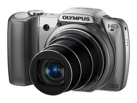 Olympus SZ-10 stříbrný + 4GB karta zdarma!