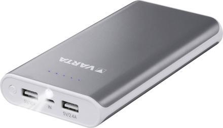 VARTA Power Bank Dual USB 16000mAh