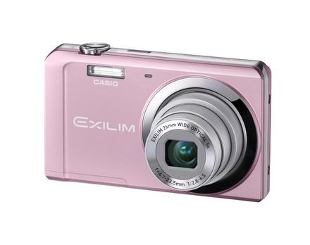 Casio EXILIM ZS5 růžový