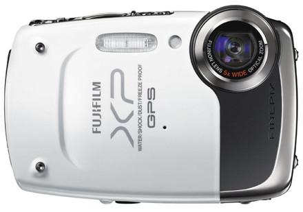 Fuji FinePix XP30 bílý