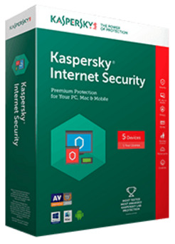 Kaspersky Anti-Virus,1PC,1 rok - OEM karta