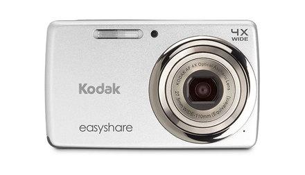 Kodak EasyShare M532 stříbrný