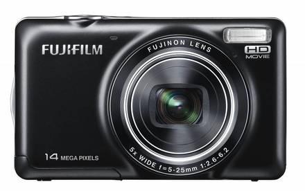 Fuji FinePix JX370 černý