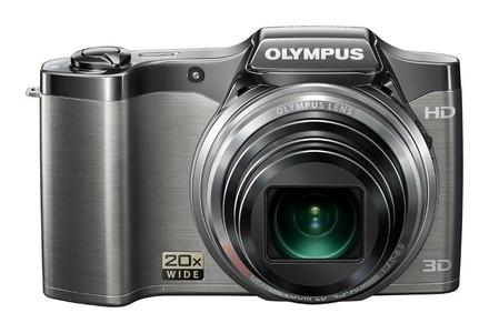 Olympus SZ-11 stříbrný