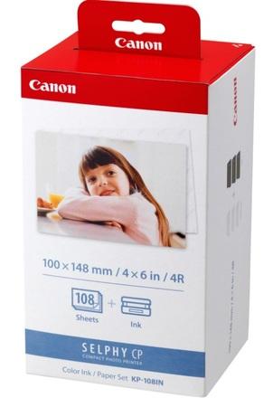 Canon fotopapír KP-108IN pro tiskárny Selphy