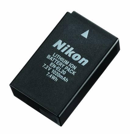 Nikon akumulátor EN-EL20
