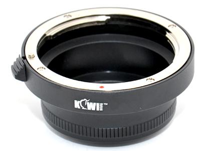 JJC adaptér z Nikon F na Sony/Minolta