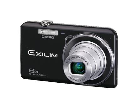 Casio EXILIM ZS20