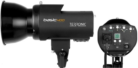 Terronic Basic - 400, 400 Ws/150 W
