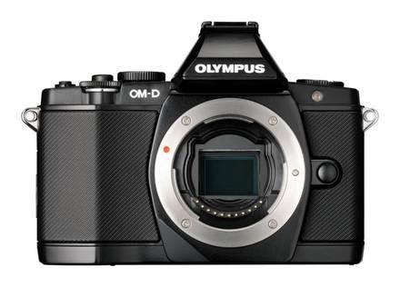 Olympus OM-D E-M5 tělo