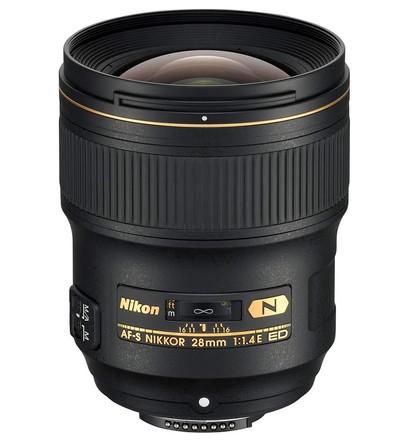 Nikon 28mm f/1,4 E NIKKOR AF-S ED