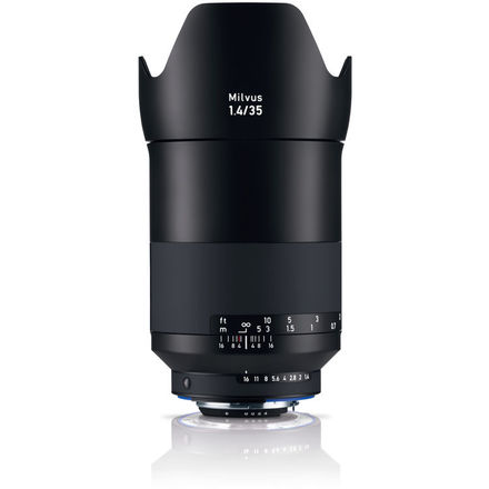 Zeiss Milvus 35mm f/1,4 ZF pro Nikon