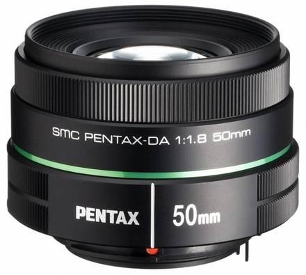 Pentax DA 50mm f/1,8 SMC-Zánovní!