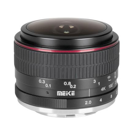 Meike MK 6,5mm f/2,0 pro Sony E