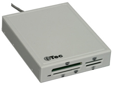 iTec USB 2.0 8 in 1 Reader/Writer
