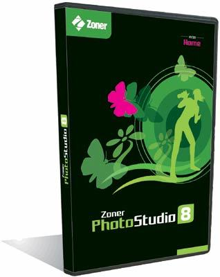 Zoner Photo Studio 8 Home