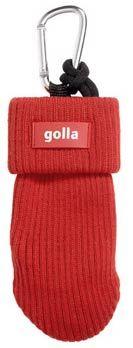 GOLLA CAP MOBIL PONOŽKA G007 červená