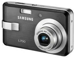 Samsung L700 černý