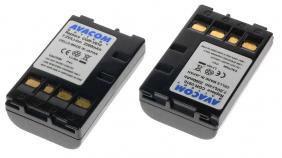 Megapixel akumulátor CGR-V610 pro Panasonic