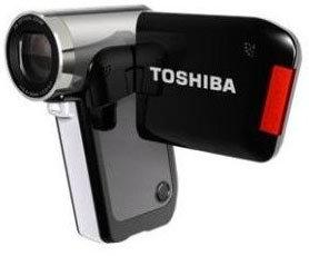 Toshiba Camileo P30 + SD 8GB karta zdarma!