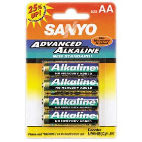 AA alkalická baterie 1ks