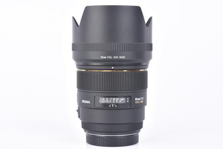Sigma 85mm f/1,4 EX DG HSM pro Canon bazar