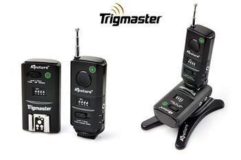 Aputure TrigMaster MX3L - dálkový ovladač záblesku (Olympus)