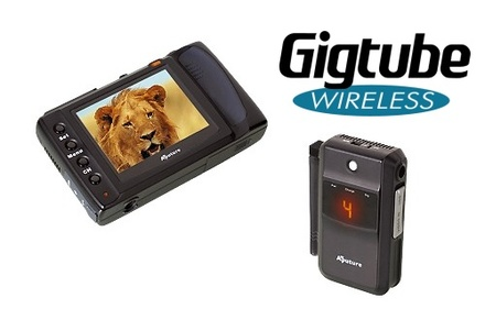 Aputure Gigtube Wireless GW3C - bezdrátový hledáček (Canon)