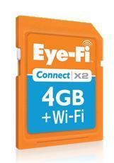 Eye-Fi Connect X2 4GB