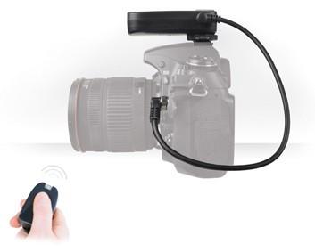 Hähnel dálkové ovládání Combi TF pro Nikon