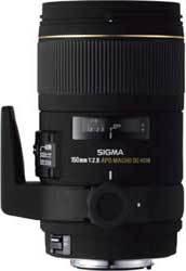 Sigma 150mm F 2,8 EX APO DG HSM pro Nikon + utěrka Sigma zdarma!