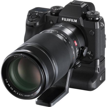 Fujifilm X-H1 tělo + XF 50-140 mm f/2,8 R LM OIS WR + grip VPB-XH1