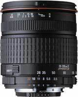 Sigma 28-200 /3,5-5,6 COMPACT HYPERZOOM ASPHERICAL MACRO IF pro SIGMU