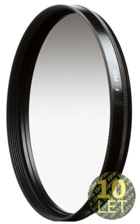 B+W přechodový filtr 701 šedý 50% MRC 58mm