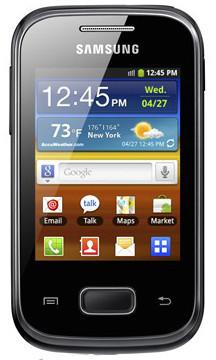 Samsung telefon Galaxy Pocket