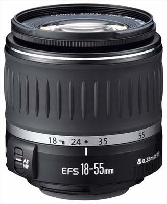 Canon EF-S 18-55mm f/3,5-5,6 DC III