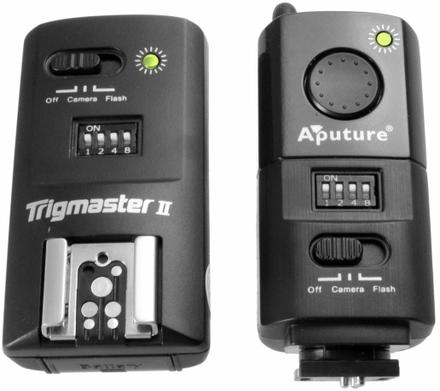 Aputure TrigMaster II (2,4GHz) MXII-C - dálkový ovladač (Canon)