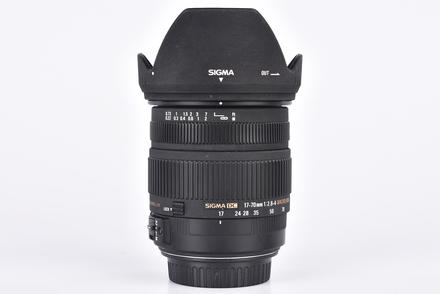 Sigma 17-70mm f/2,8-4,0 DC Macro OS HSM pro Canon bazar