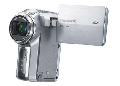 Panasonic SDR-S100E-S
