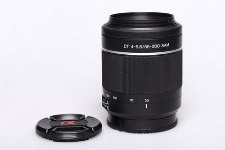Sony DT 55-200mm f/4-5,6 SAM bazar