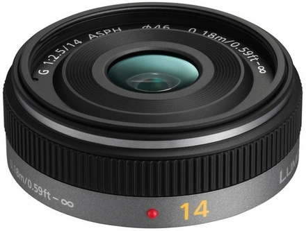 Panasonic Lumix G 14mm f/2,5 ASPH