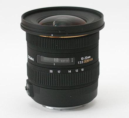Sigma 10-20mm f/3,5 EX DC HSM pro Pentax