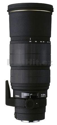 Sigma 120-300mm f/2,8 APO EX IF DG HSM pro Nikon