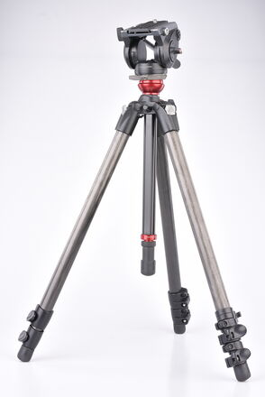 Manfrotto 755CX3+ MVH500AH bazar