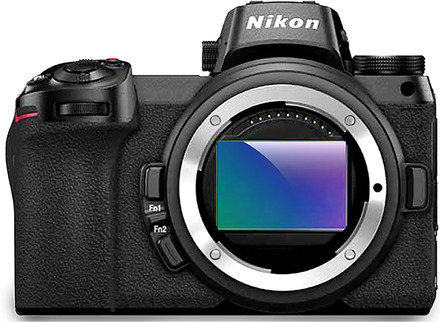 Nikon Z6 + FTZ adaptér - Video kit