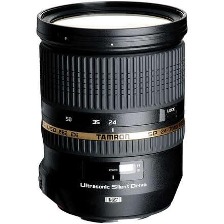 Tamron AF SP 24-70mm f/2,8 Di VC USD pro Nikon